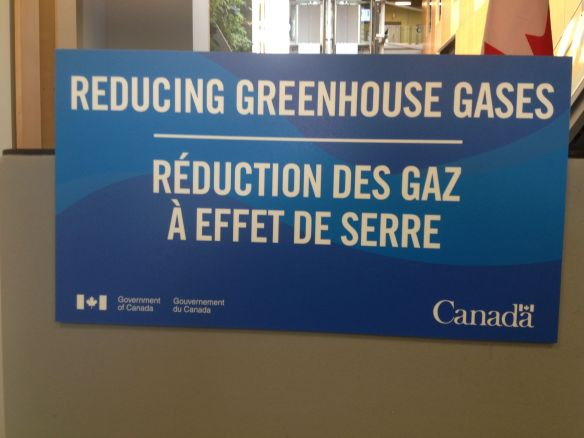 "The words ""climate change"" are sometimes hard to find in the Harper government's published material."